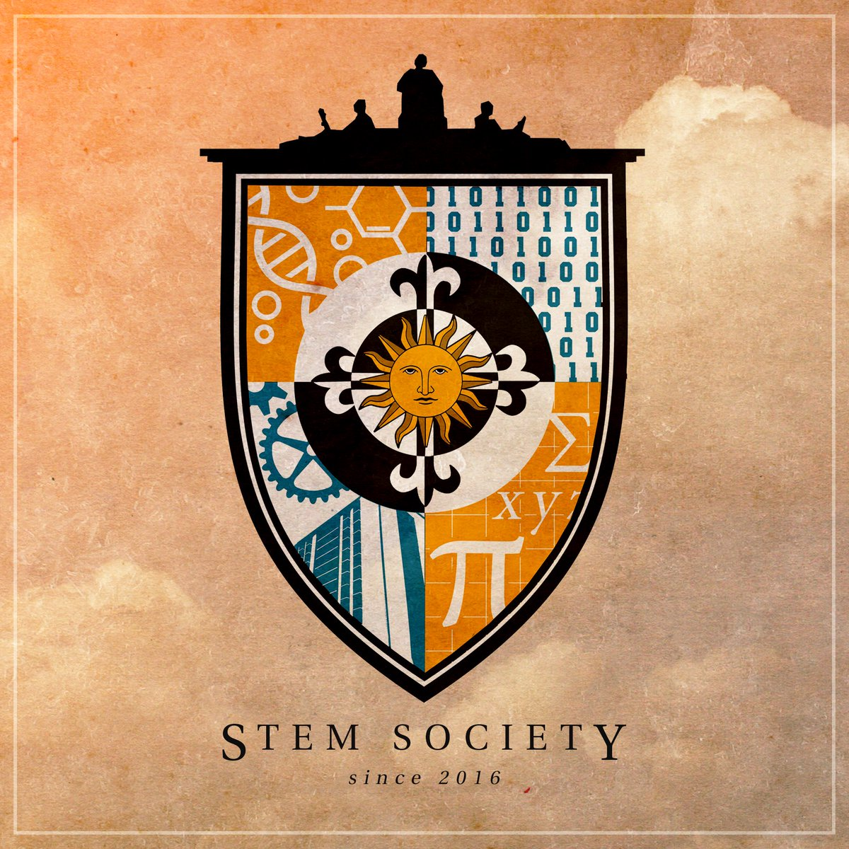 Ust Shs Stem Society On Twitter The Official Stem Society Logo