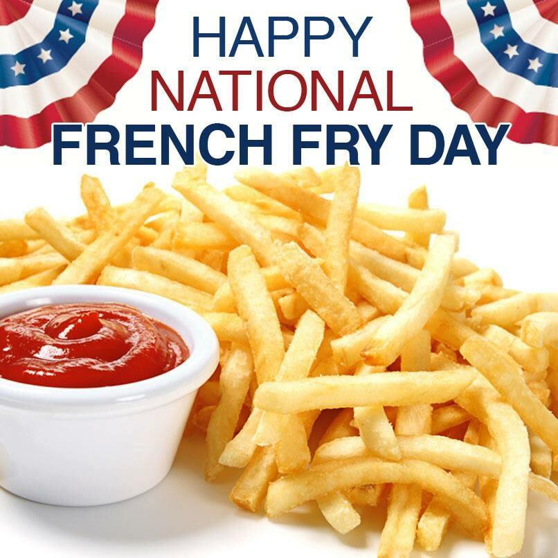national french fry day - photo #13