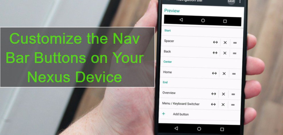 How to #Customize #NavBar #Buttons on Your Nexus Device  https:// internetseekho.com/how-to-customi ze-nav-bar-buttons-on-your-nexus-device/ &nbsp; … <br>http://pic.twitter.com/D43STlxrqe