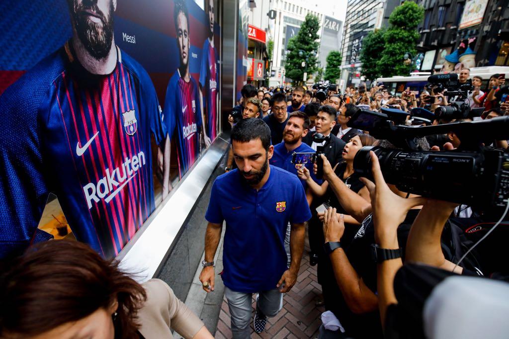 Barcelona Twitter
