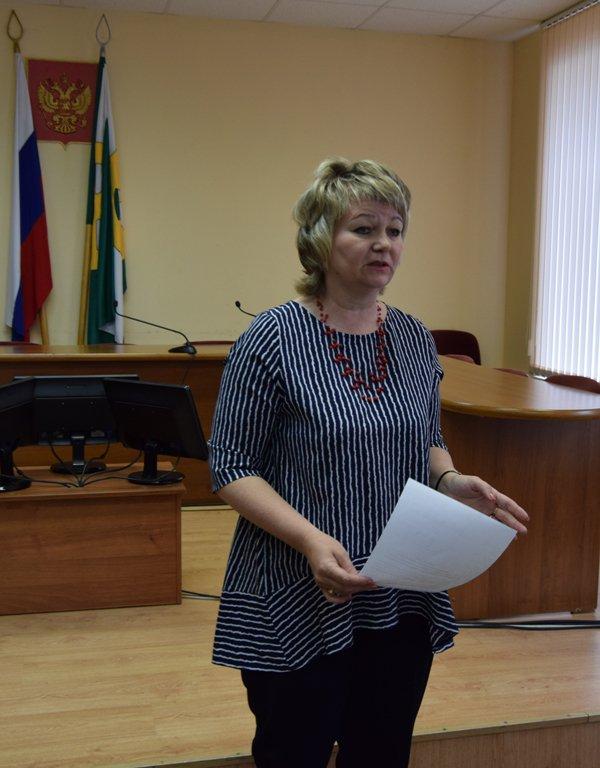 Состоялся семинар для представителей бизнес-сообщества