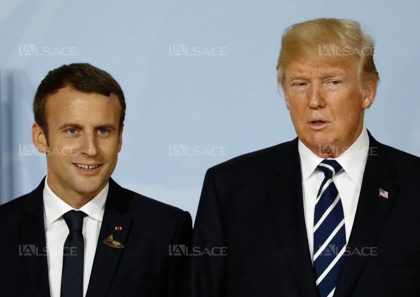 #DIPLOMATIE Donald #Trump est arrivé à Paris  https://t.co/KuiSMaWCTA