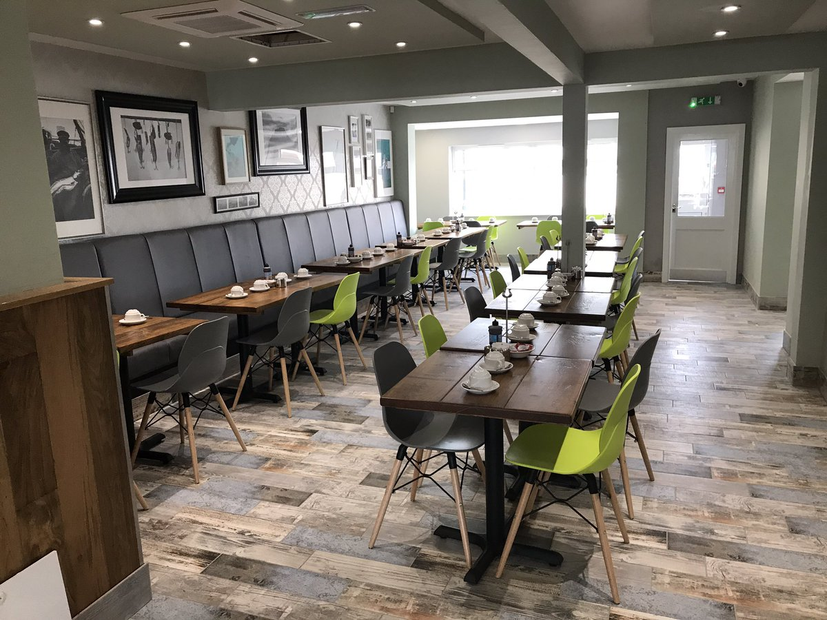 ... Patient We Are Pleased To Welcome You To Our #new #refurbished  #restaurant #open #today 11.30am.pic.twitter.com/2F4CGA1LCB U2013 At John  Sullivan Hornsea