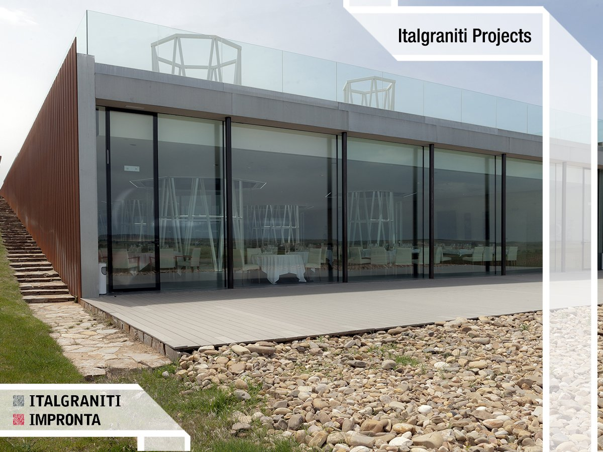 """italgraniti group on twitter: """"#tiles for a restaurant project"""