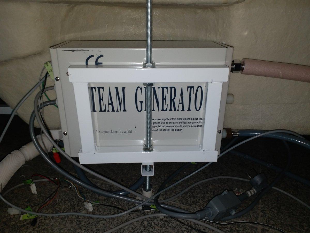 steamgenerator hashtag on Twitter