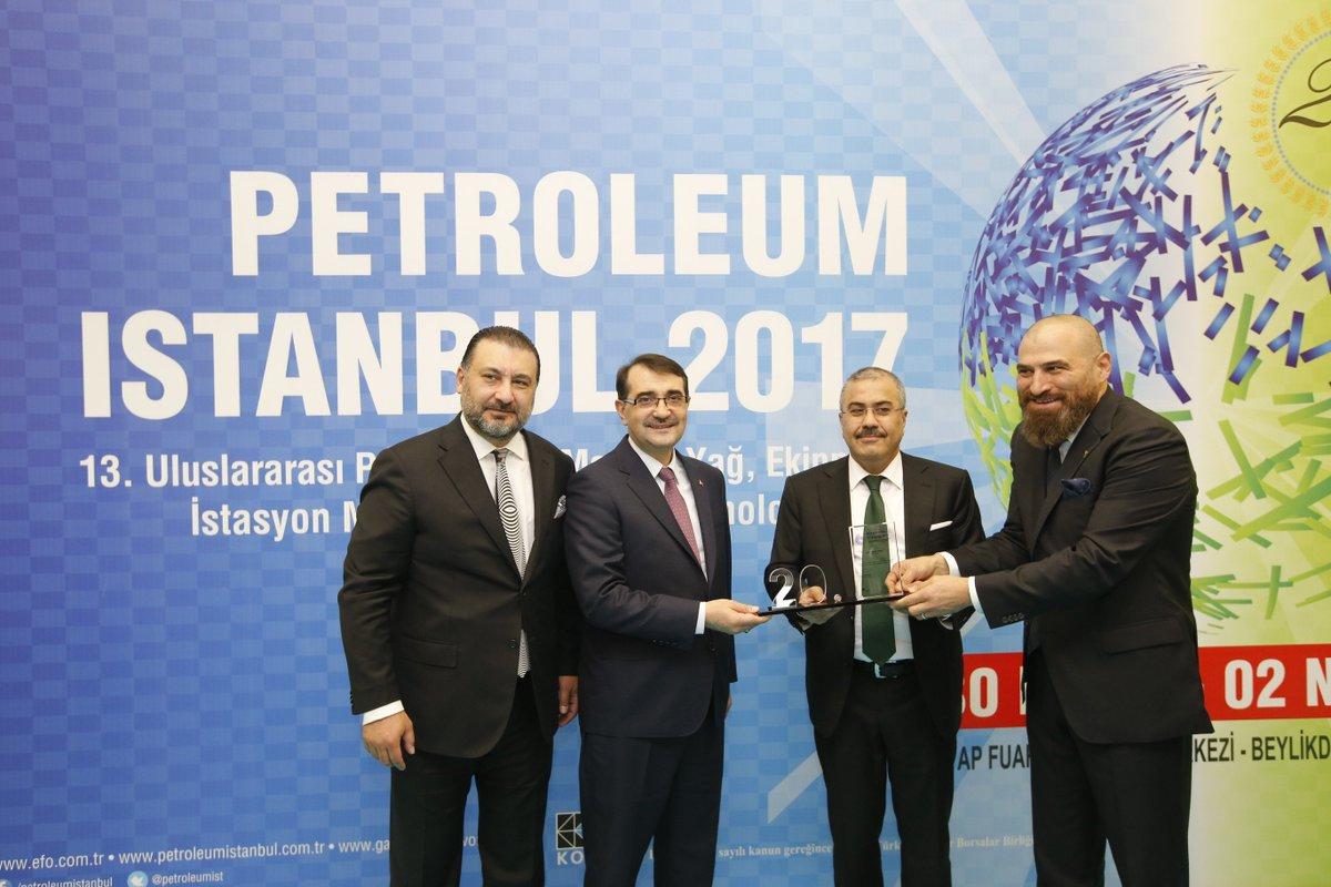 Sertac Komsuoglu Petroleum 2017