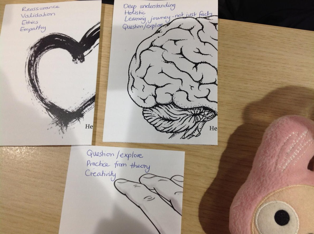 Heart, hand and head of playful learner #playlearn17 https://t.co/HRvy8lVNWo