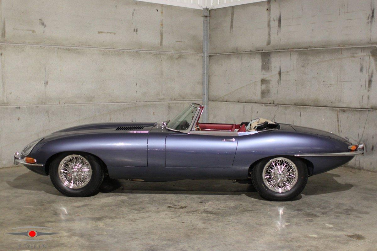 E Type U K On Twitter View The Final Photos Of Opalescent Dark Blue 3 8 Ots Here Https T Co Won3euq21w Jaguar Etype Jaguaretype Restoration