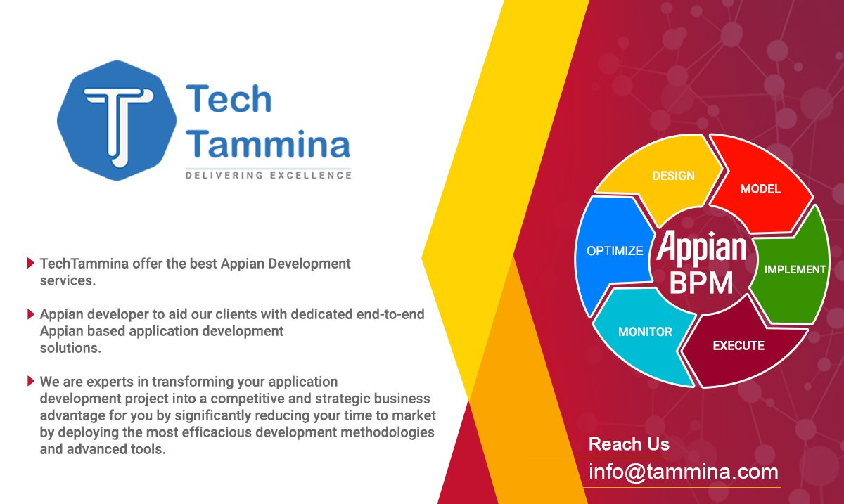 Resume Appian Developer Resume tech tammina llc twitter 0 replies 1 retweet likes