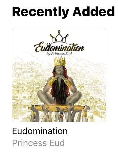I just got my copy of #Eudomination how about you? #fanatik @princessEud #onrepeat #allday<br>http://pic.twitter.com/E9gJuVmE2G