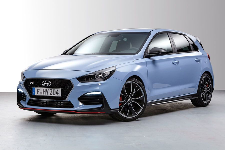 Hyundai i30N (2017) Sportmodell mit bis zu 275 PS — First Edition mit 275 PS für 30.900 Euro https://t.co/mdTwEqVYkI https://t.co/dx5yubvW0n