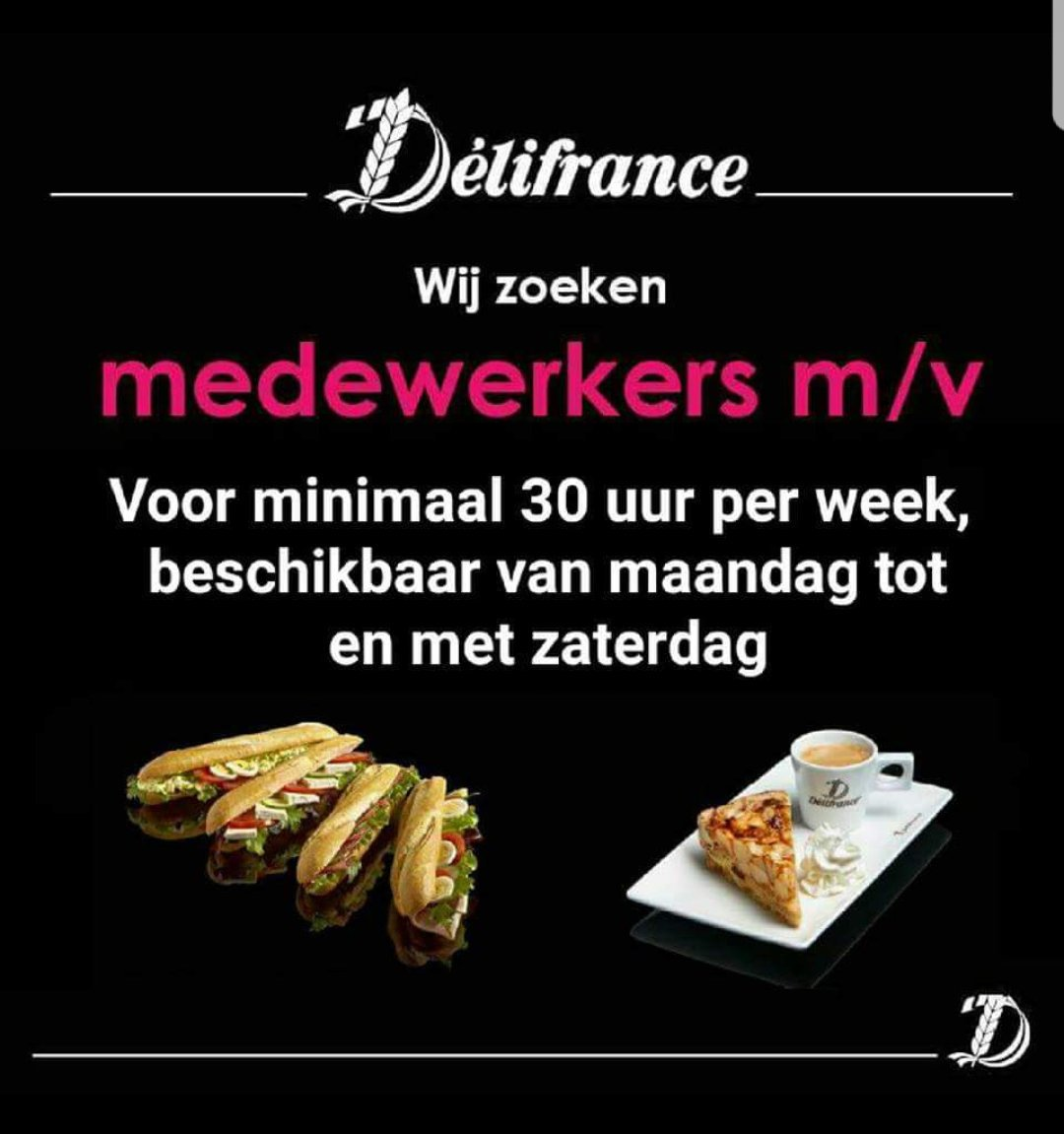 Delifrance Houten At Ophetrond Twitter