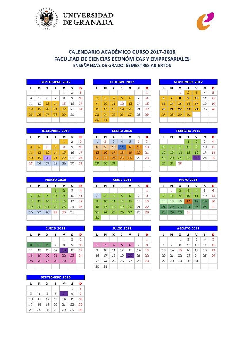 Calendario 1996.Ugr Calendario Ugr Calendario Calendario Liga Marca