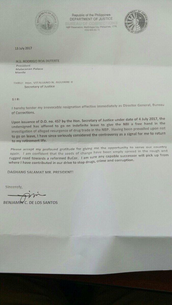 nice resignation letter sample polite resignation letters