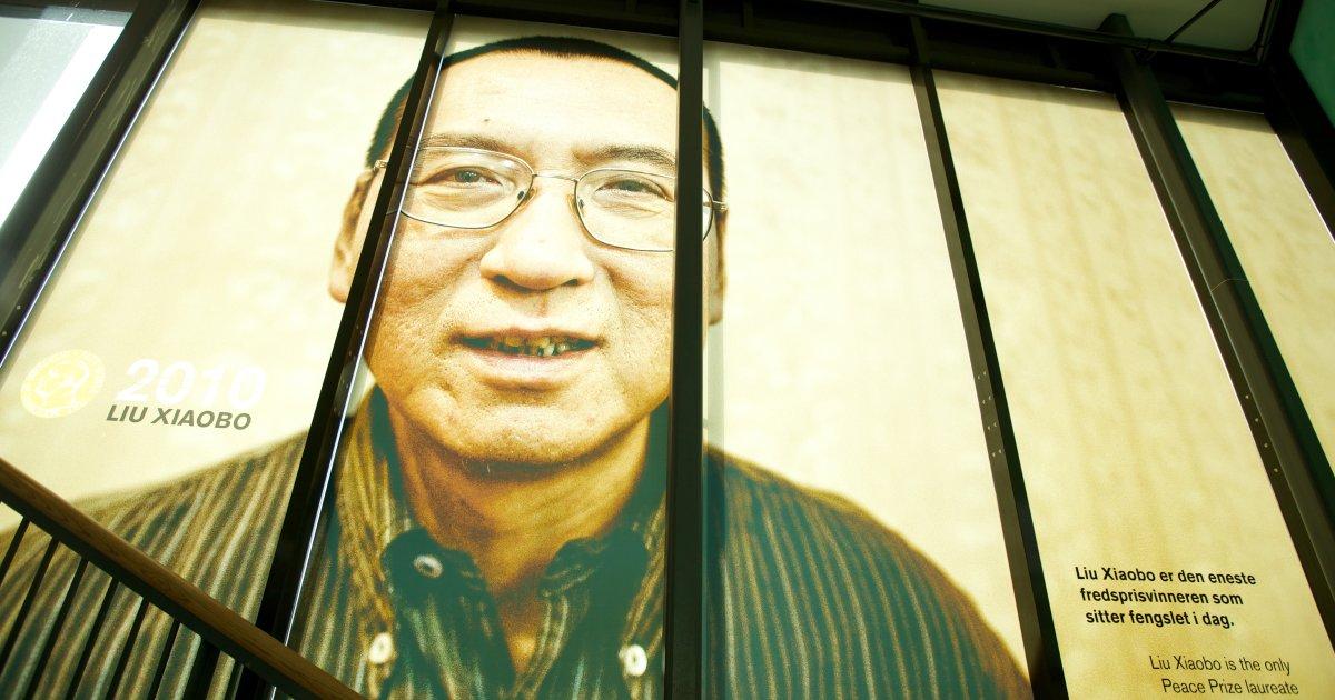 Le dissident chinois et récipiendaire du prix #Nobel de la paix en 2010 Liu Xiaobo est mort https://t.co/c0ZWYjcv0o