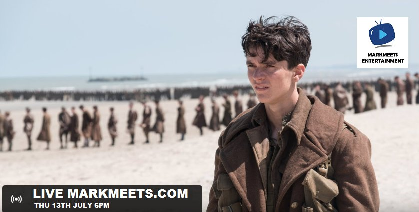 Dunkirk London Film Premiere Official Red Carpet Live Stream Link From Leicester Square https://t.co/TmQ6vvirbI? Watch Online 6pm #Dunkirk
