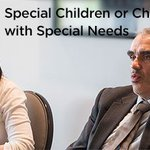 A very interesting talk 'Special Children or Children with Special Needs' now available. Signup  @JulianFraser https://t.co/G1fgby78QF
