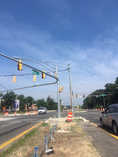 MD State Highway Adm on Twitter  ALERT Prince Georgeu0027s Co Traffic signal pole work on SB MD 4 at Walters Lane. Please use caution and treat like 4-way ... & MD State Highway Adm on Twitter: