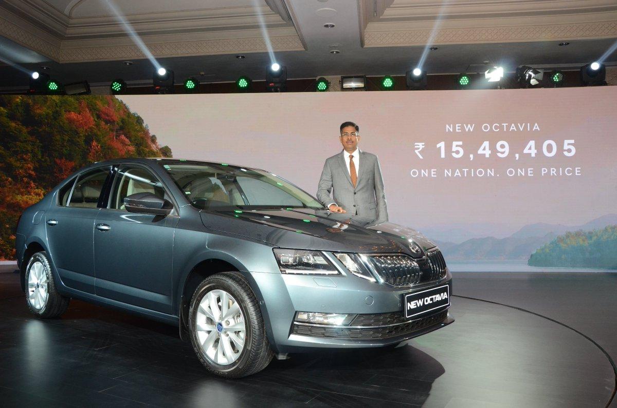 "autocar india on twitter: ""news of the day: #skoda #octavia facelift"