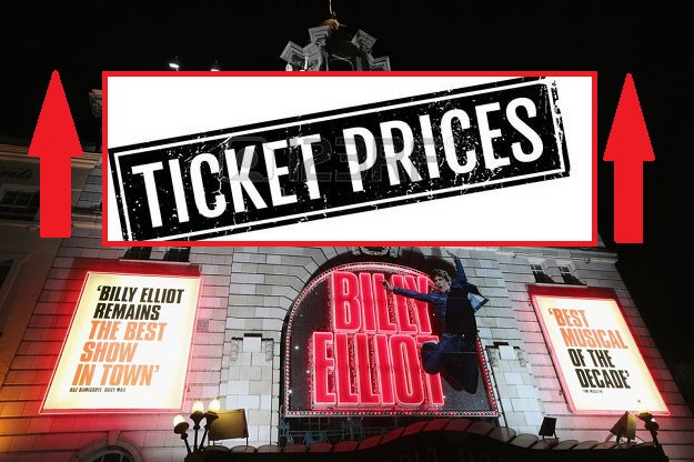 Lloyd Webber defends West End ticket prices calling them 'incredibly reasonable' https://t.co/a5jMUJQDCK