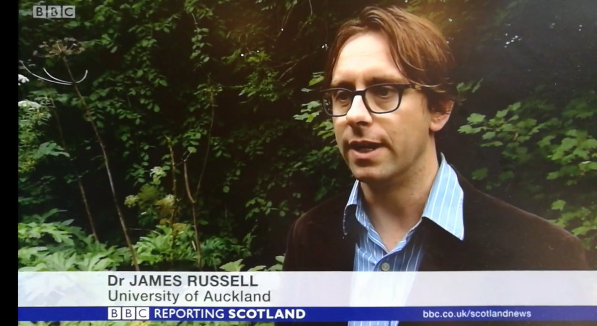 We have had a busy week promoting the @IslandInvasives Conference! Check out @IsldJames on @BBCScotlandNews! #islandinvasives #PR<br>http://pic.twitter.com/DffRzgDg1m