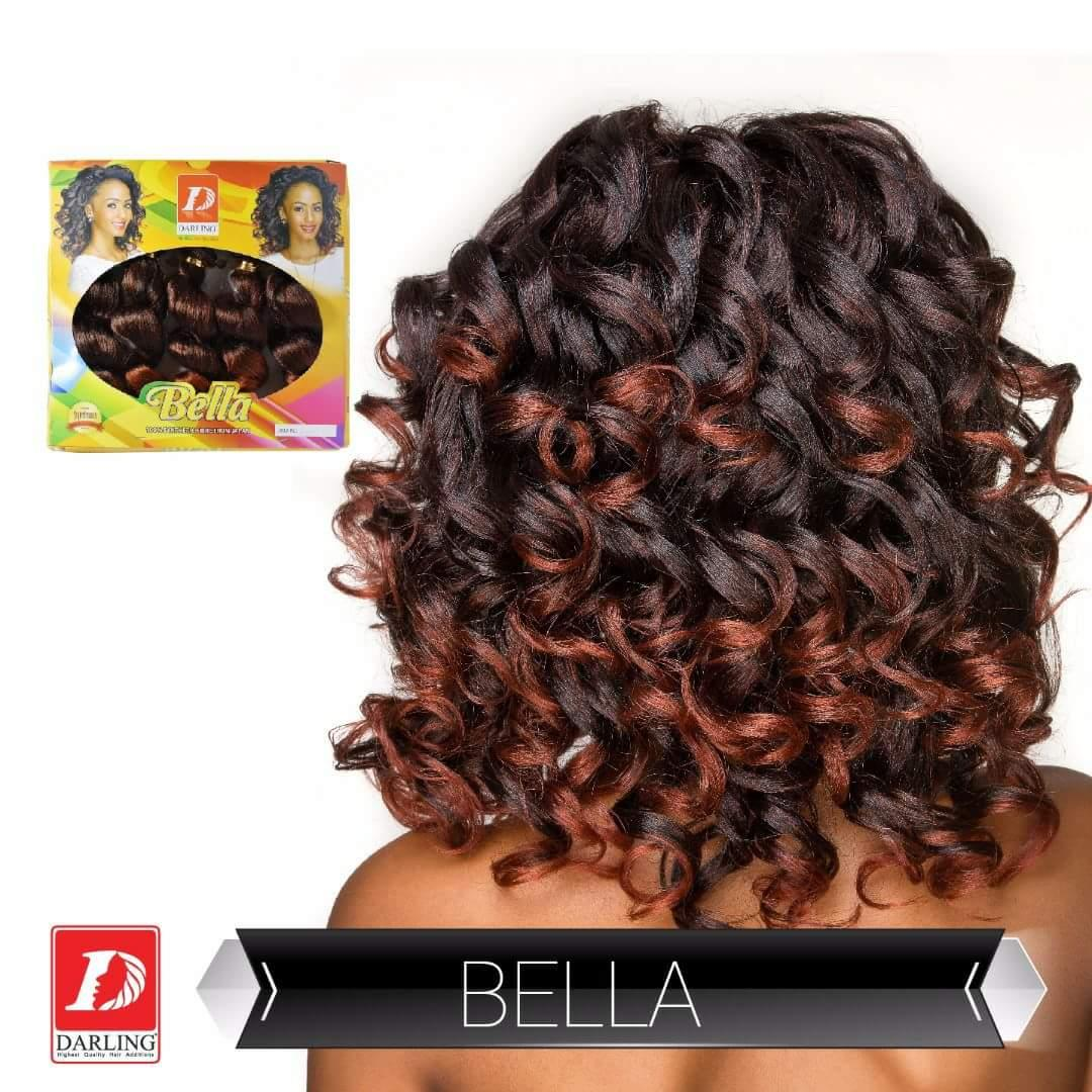 Darling Uganda On Twitter Fall In Love With Curly Hair Bella
