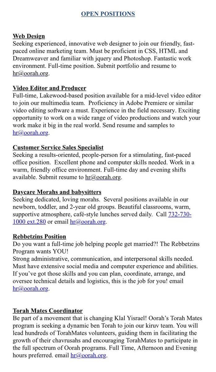 Lakewood Jobs (@LakewoodNJJobs) | Twitter