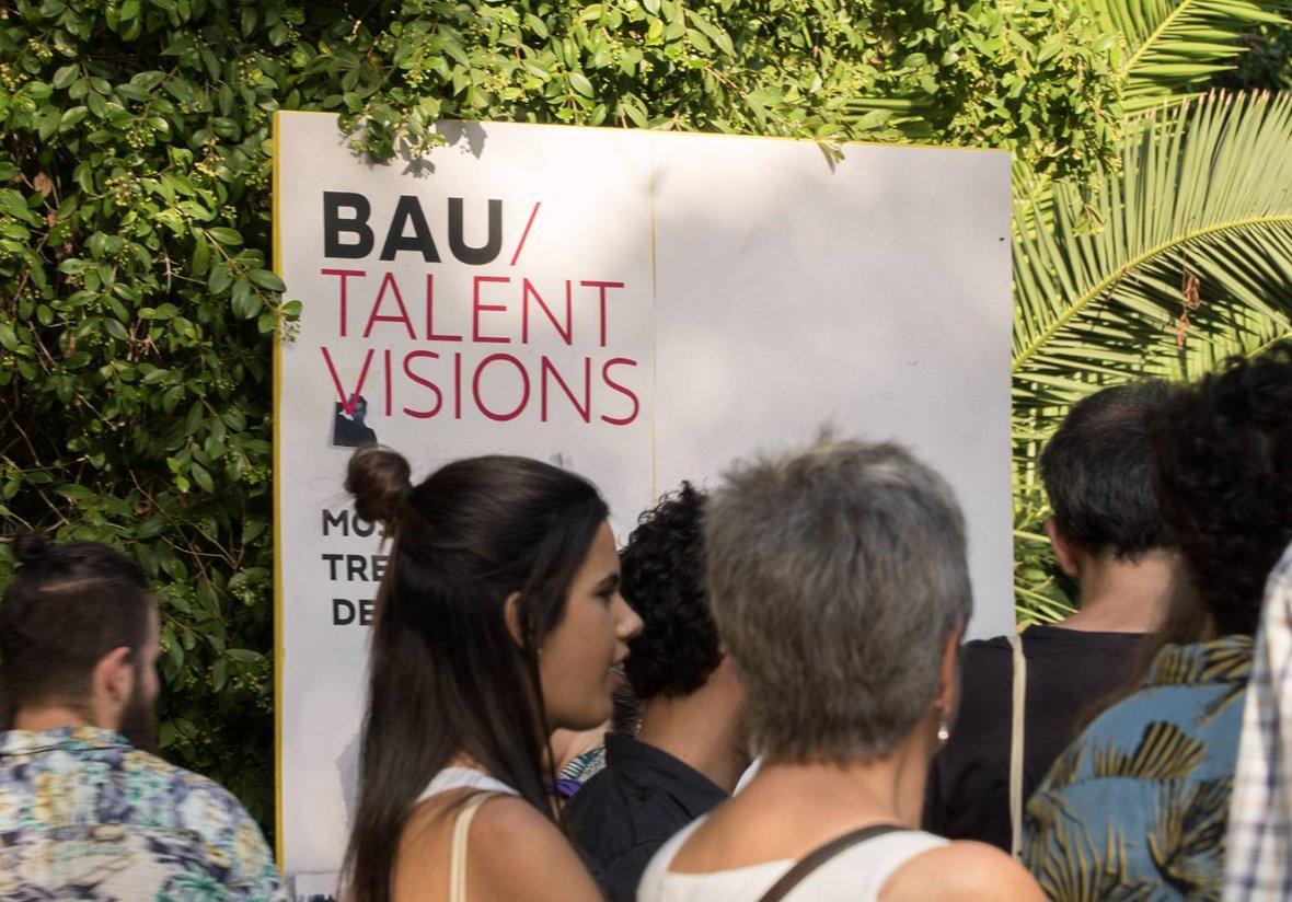 experimenta_es: BAU Talent Visions. 12, 13 y 14 de julio en Palo AltoBau_bcn #design #diseño #BAUTalentVision https://t.co/spSbVXmEhq