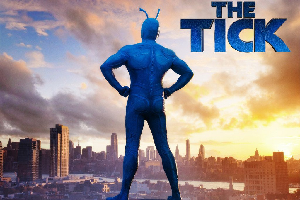 Amazon Prime Video: trailer nuova serie Amazon Original The Tick