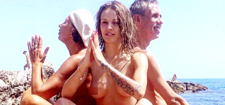 Алексей панин голый с женой фото