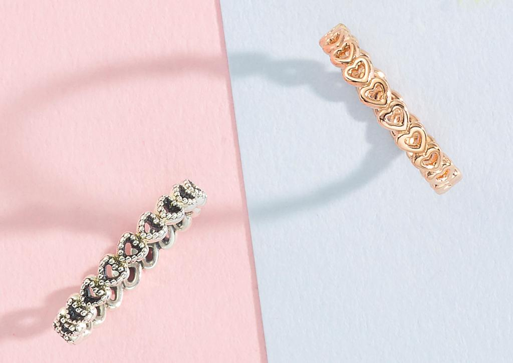 94f8e48e1 #PANDORALoves the delicate Linked Love Ring, but would you choose sterling  silver or PANDORA Rose? http://po.st/Gy8CTp pic.twitter.com/CuxxNf6iUO
