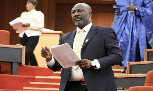 The Independent National Electoral Commission [INEC] has suspended the proposed recall of the senator representing Kogi West Senatorial Zone, Dino Melaye.