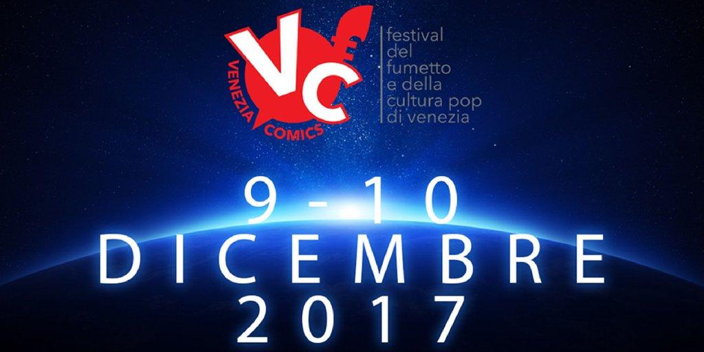test Twitter Media - 📣Ecco le date dell'edizione di quest'anno! Rimanete sintonizzati! #veneziacomics #fumetti #culturapop #Venezia https://t.co/E5TgvOZECN
