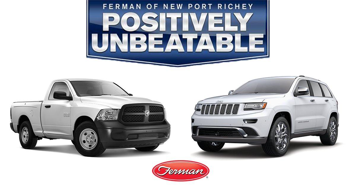Ferman Cjd Of Npr On Twitter Ferman Chrysler Jeep Dodge Ram Of New