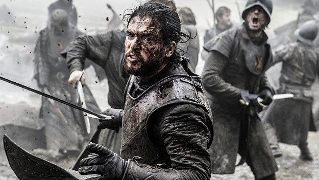 """Kit Harington on Why his Game of Thrones character is a """"Psychopath"""" https://t.co/So8VwWkVhn"""
