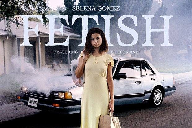 Have you heard the new @selenagomez single #Fetish yet?! If not, the time is NOW.