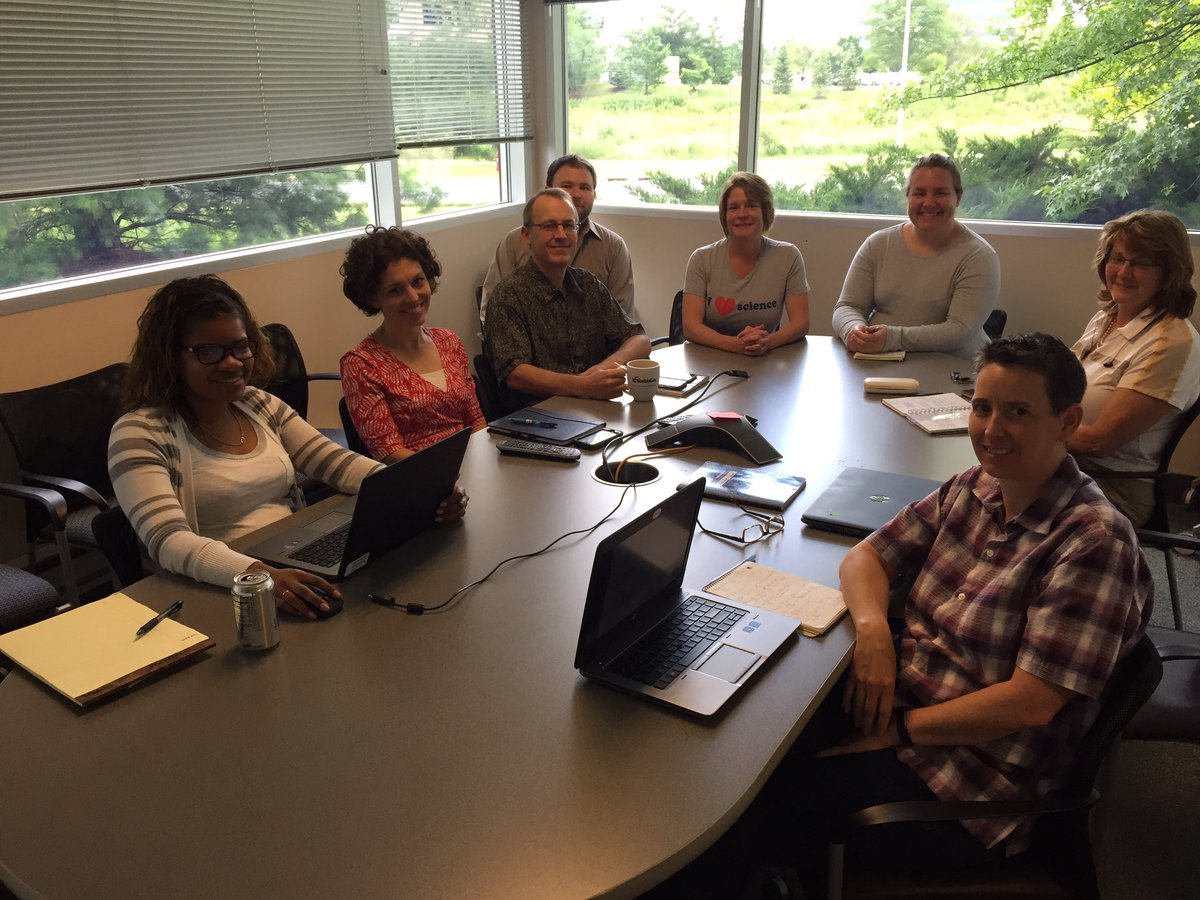 Rebecca Selzer On Twitter Hour 8 Of 12 Project Meeting With 9 Great Scientists