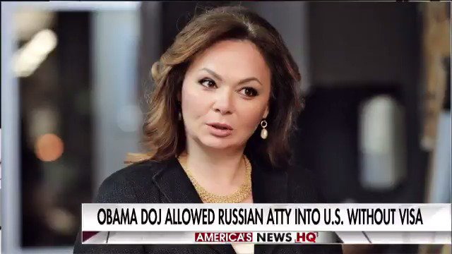Obama DOJ allowed Russian attorney into U.S. without visa; Catherine Herridge reports.