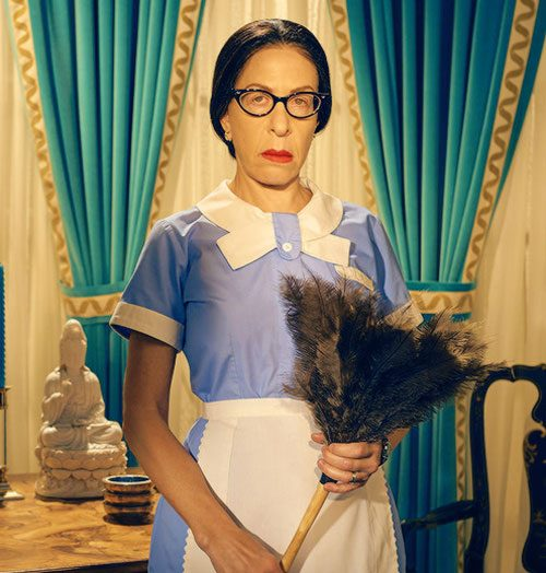 Congrats @JackieHoffman16 on your Emmy nomination!! So deserved. Proud...
