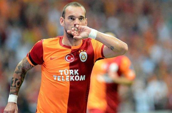 Anladınız mı şimdi değerini? Sneijder olmadan Galatasaray'ın Akhisar B...