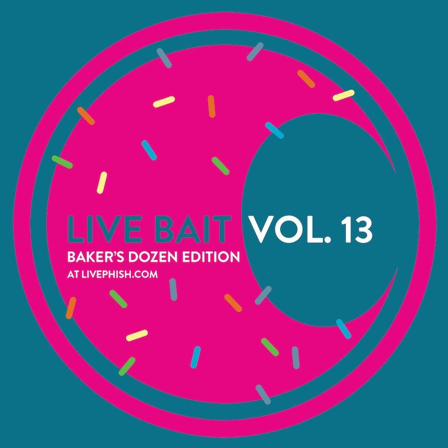 happy 13th - #phish Live Bait 13 is up @livephish #livebait13 https://t.co/X9XKCVPqCR https://t.co/RNWzeq3MEF