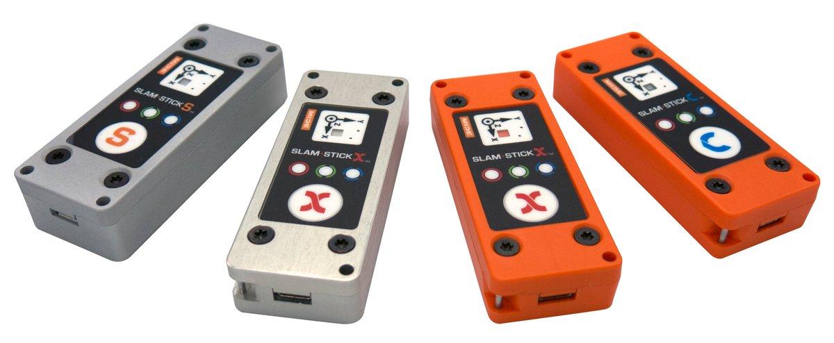 Mide Technology On Twitter New Slam Stick Sensors IMU