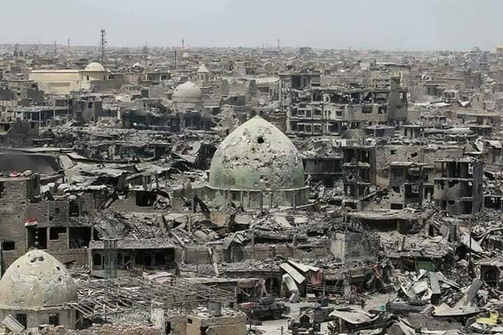 مطالب التحرير من المليشيات في الموصل صدق أو لا تصدق
