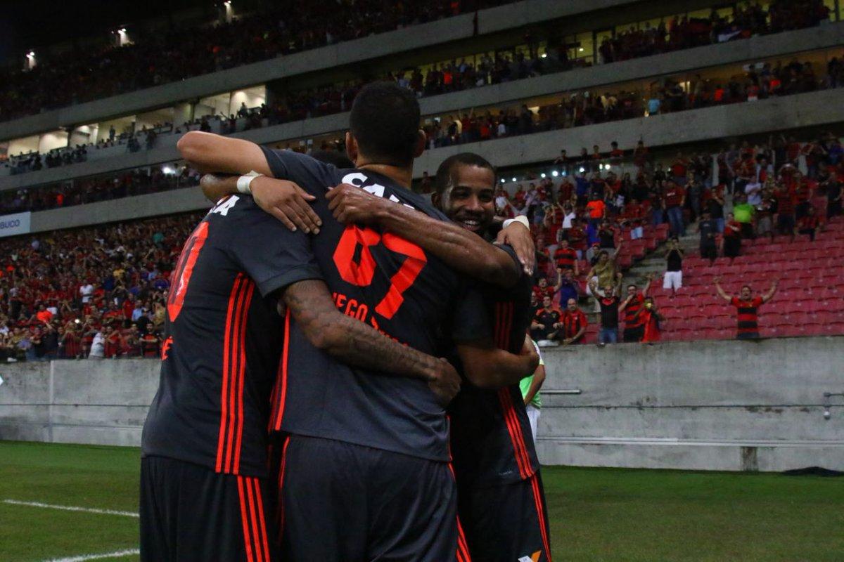 Sport atropela a Chape na Arena de Pernambuco e sobe para a 5ª posição no Brasileirão. https://t.co/ti6RLAuVNS #JuntosSomosMaisFortes