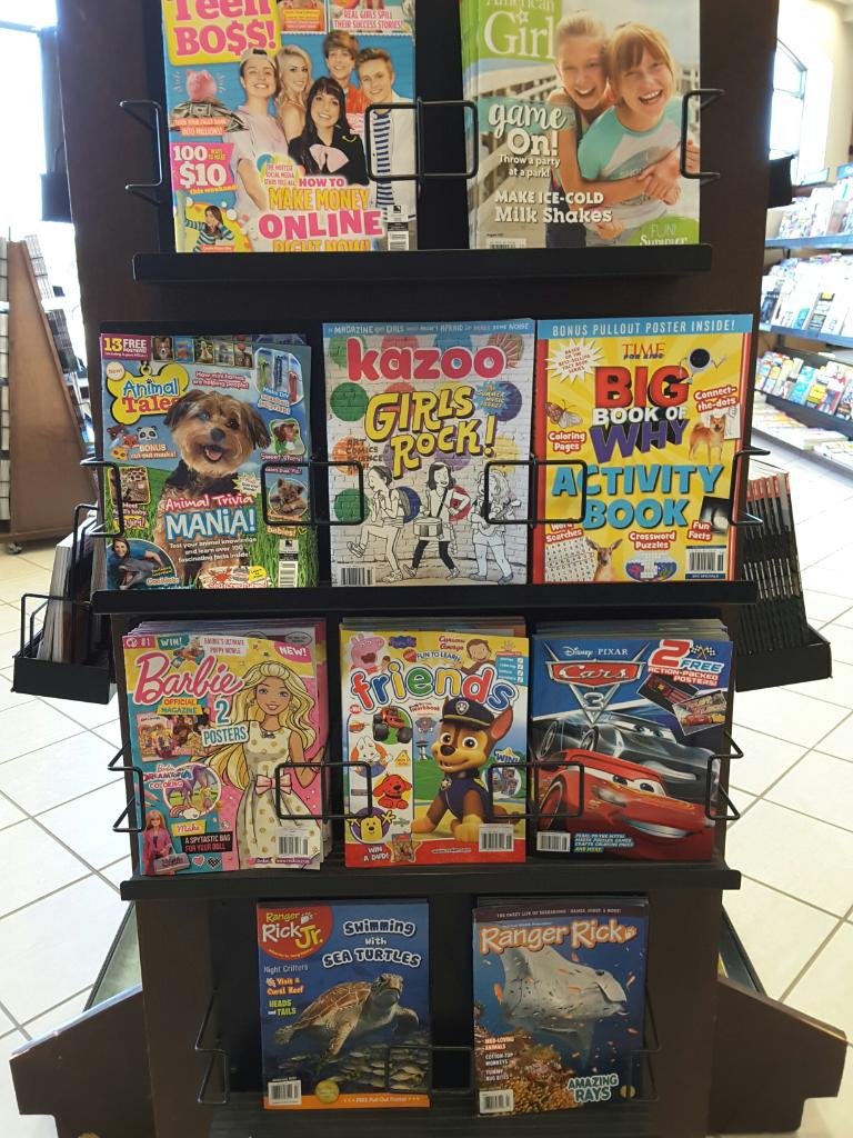 Magazines for kids in spanish