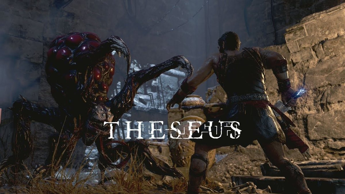 Image result for theseus playstation
