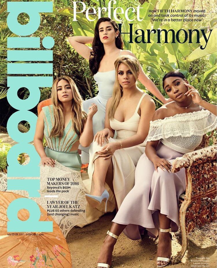 Check out @FifthHarmony on the cover of @billboard ✨on stands tomorrow! #5HBillboard https://t.co/Il4DcESPlS