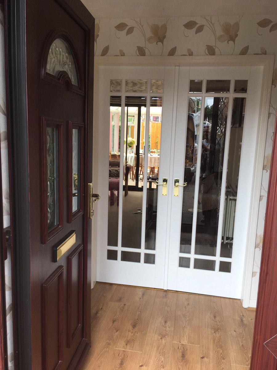 Paul Marshall Doors on Twitter  Two sets of lyon pairs installed . Pair makers make any doors suitable for use as a pair . #doors #shrewsbury #doorfitting ... & Paul Marshall Doors on Twitter: