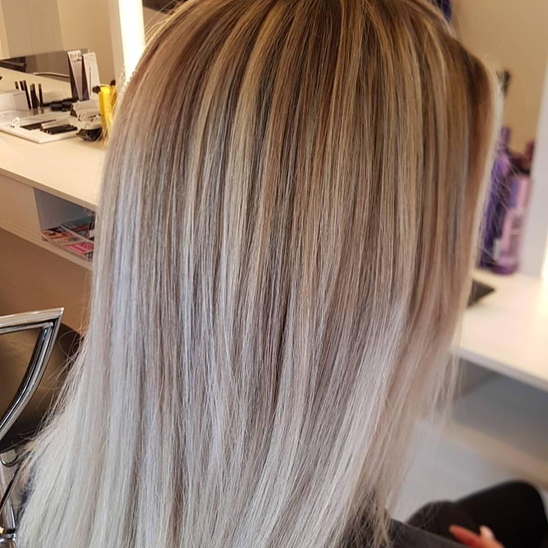 Soft Balayage Blonde