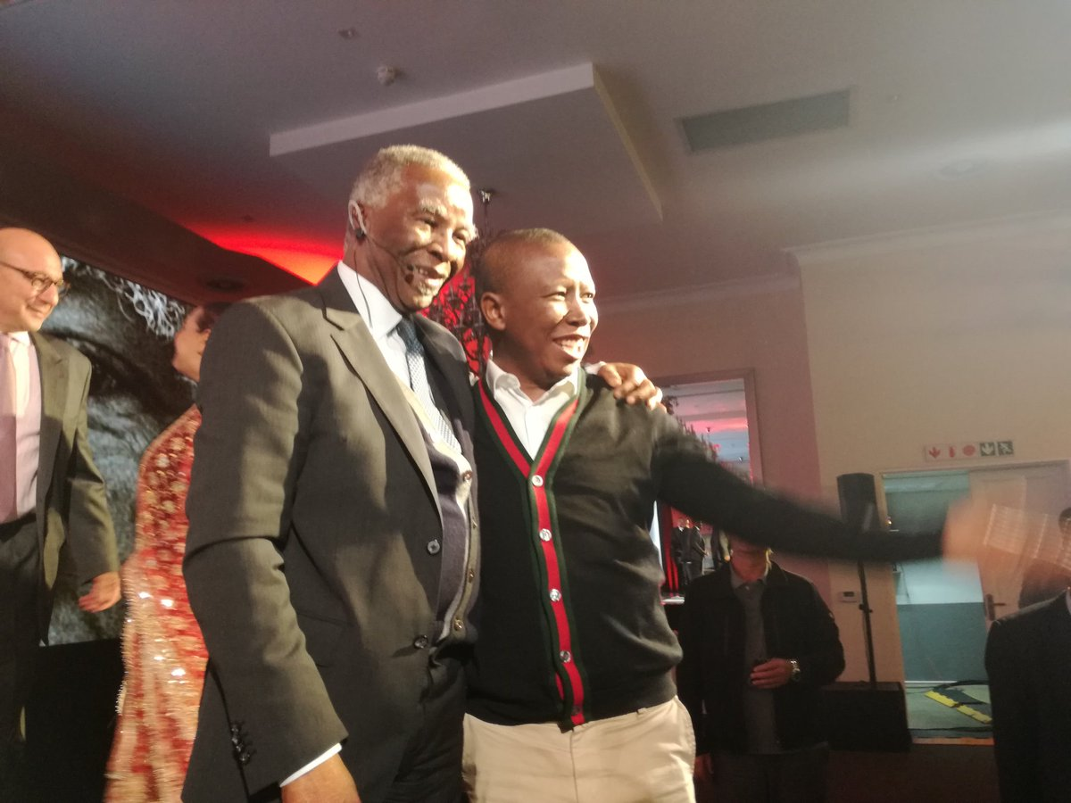 english is malema a good leader Malema says young south africans are running out of patience  the leader of south africa's radical opposition eff party has vowed that his supporters will increasingly seize unoccupied land to .